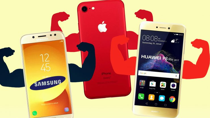 Image result for huawei apple competition cartoons