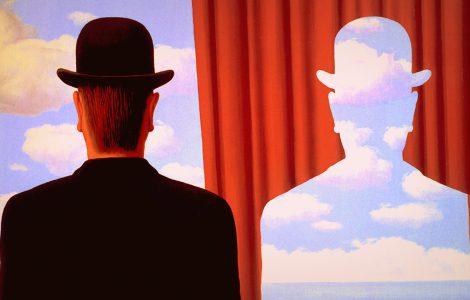 Magritte - La Décalcomanie