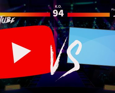 YouTube vs Television