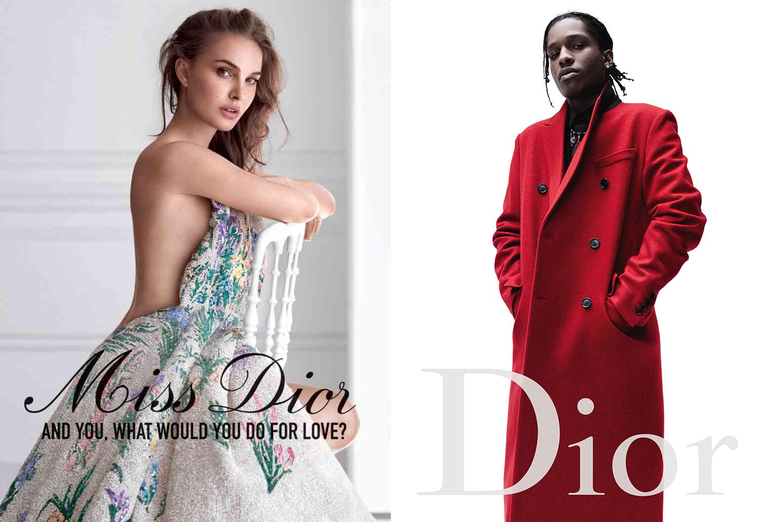 Égéries Dior
