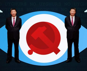Big Brother is watching Uyghurs