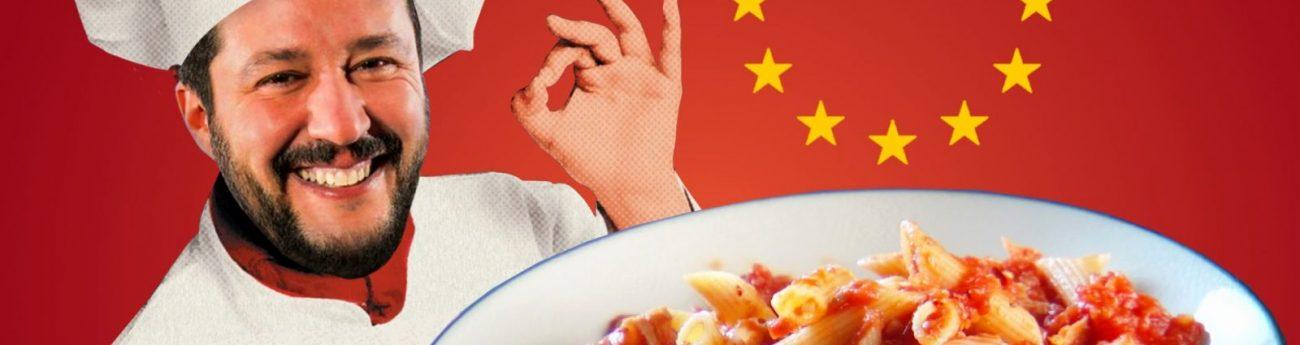 Crise de la dette en zone euro : Pasta Party