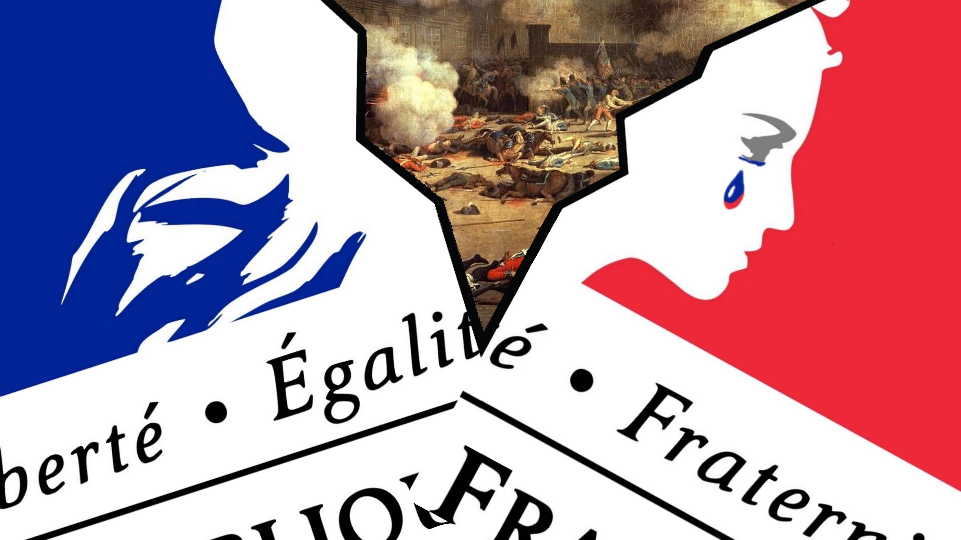 La France agonisante